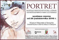 Wystawa pt. Portret