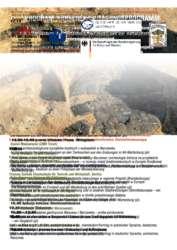"""Program konferencji """"Alt Wartenburg – Barczewko i  średniowieczna kolonizacja Warmii"""""""