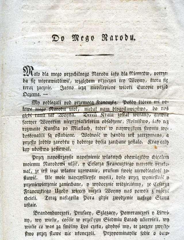 Zbiór zarządzeń pruskich z lat 1801-1850 - full image