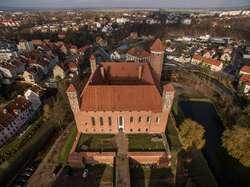 Głosowanie na zamek w Lidzbarku Warmińskim