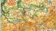 """""""Archeologiczna mapa Olsztyna i okolic"""" projekt dofinansowany ze środków Ministra Kultury i Dziedzictwa Narodowego"""