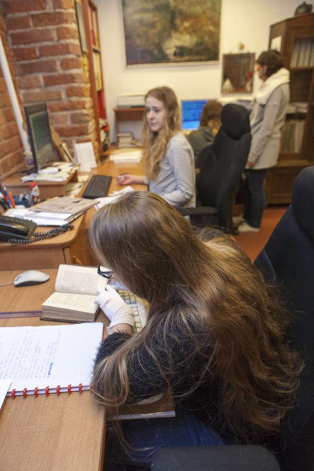 Zajęcia biblioteczne - full image
