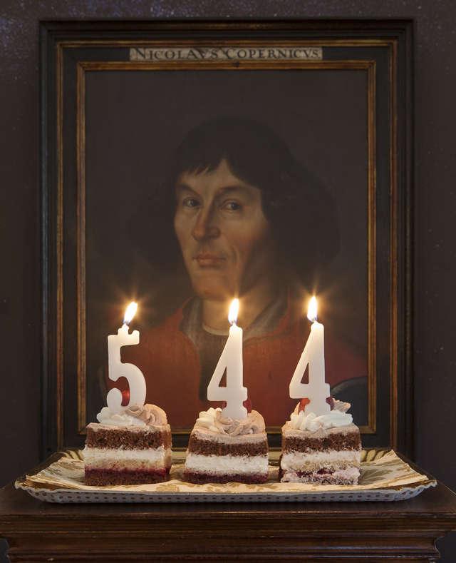 W tym roku, 19 lutego, mija 544 rocznica urodzin Mikołaja Kopernika. - full image