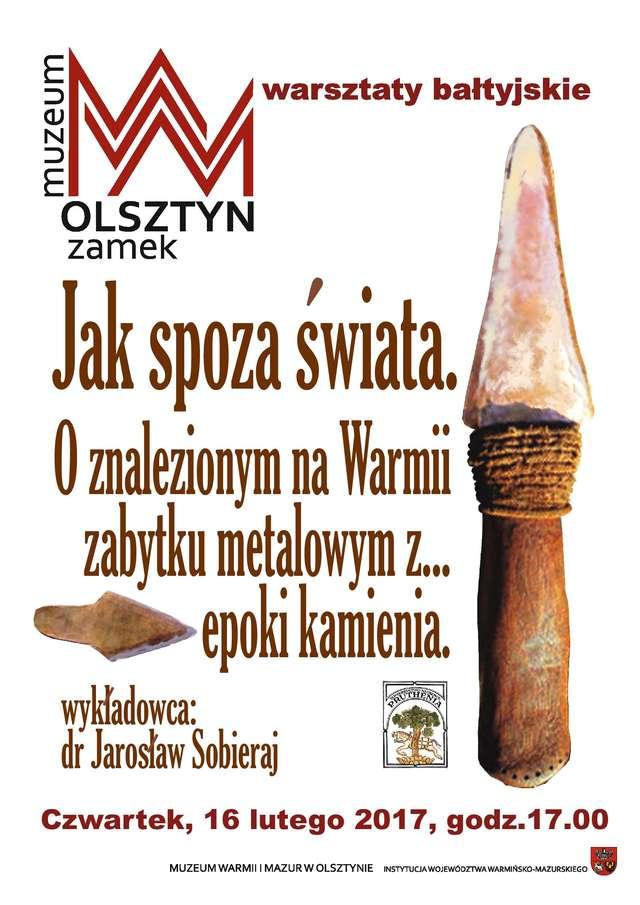 Warsztaty Bałtyjskie - full image