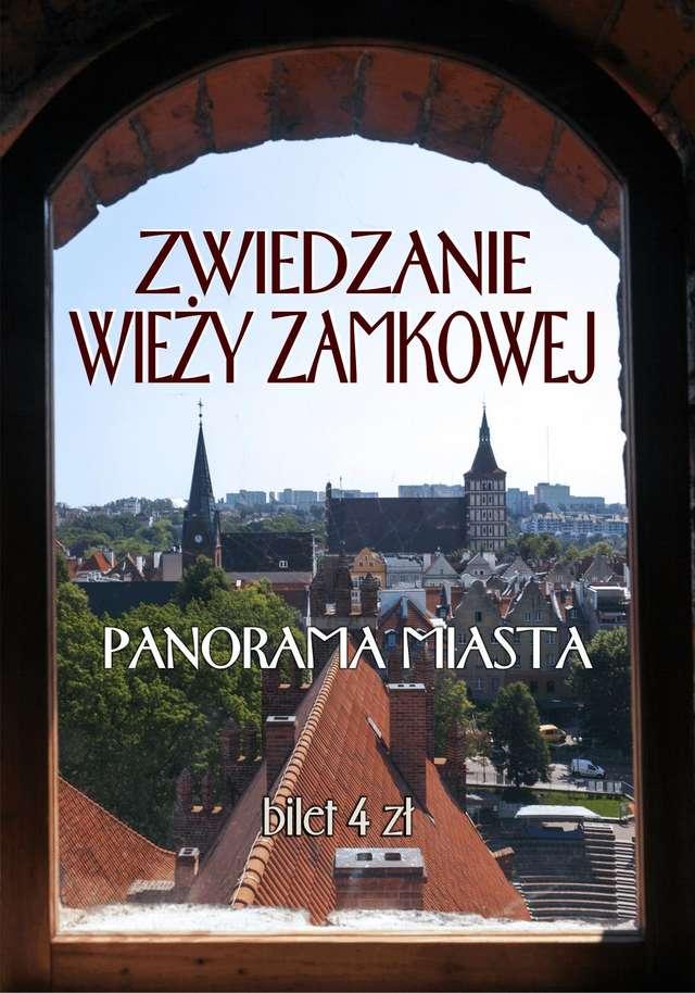 Ceny biletów: Olsztyn – Zamek - full image