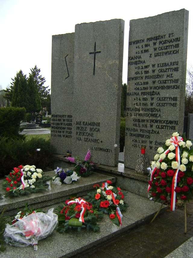 Rocznica śmierci Seweryna Pieniężnego - juniora - full image