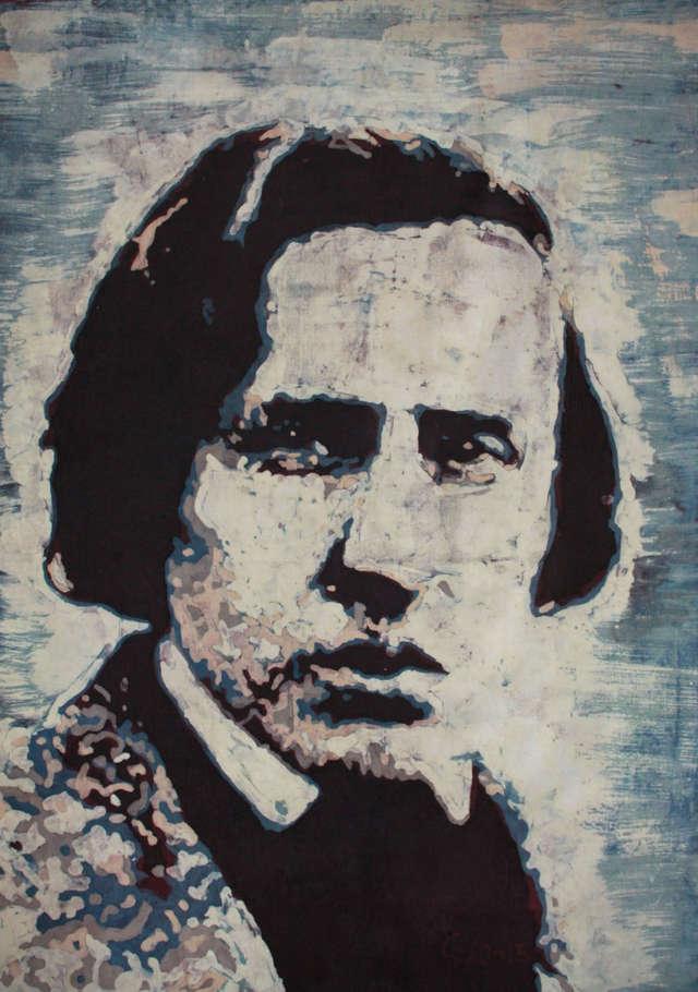 Na zdjęciu: Fryderyk Chopin, Swietłana Sindoczan - full image