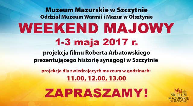 Weekend majowy z filmami Roberta Arbatowskiego.  - full image