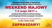 Weekend majowy z filmami Roberta Arbatowskiego.