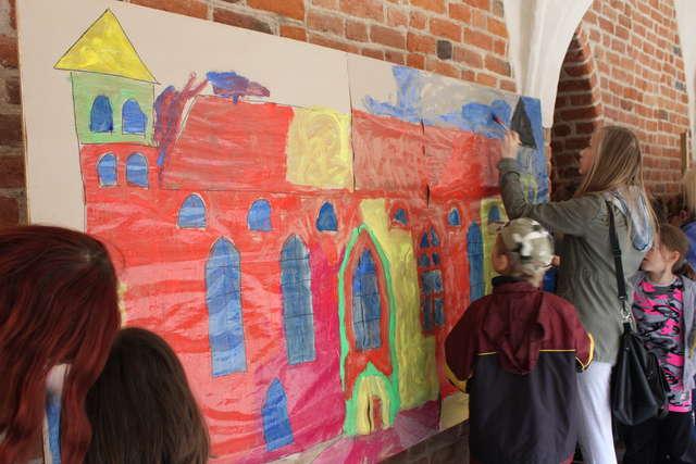 Dzień dziecka w lidzbarskim zamku - full image