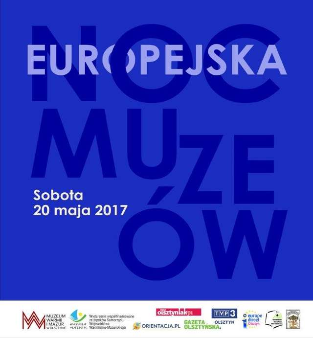 Europejska Noc Muzeów - zamek olsztyński - full image