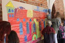 Dzień dziecka w lidzbarskim zamku