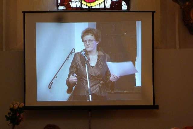 Wieczór wspomnień o Iwonie Beacie Kluk - full image