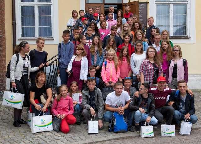 Goście z Kazachstanu - full image