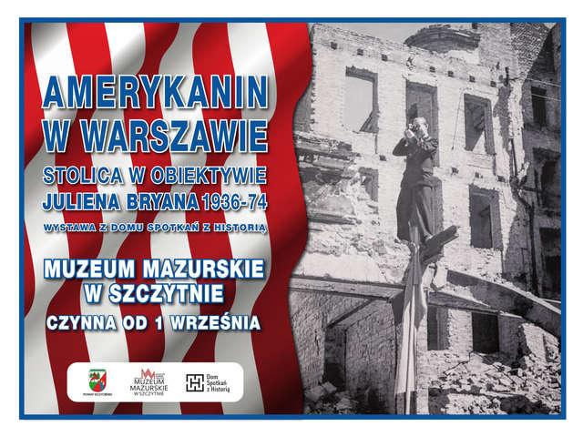 AMERYKANIN W WARSZAWIE - full image