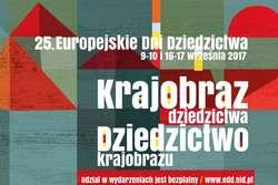 Europejskie Dni Dziedzictwa na Warmii i Mazurach 2017