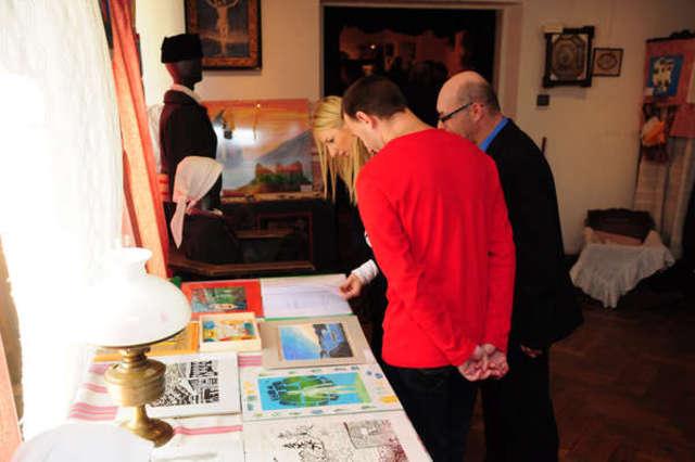 Otwarcie wystawy pokonkursowej - full image
