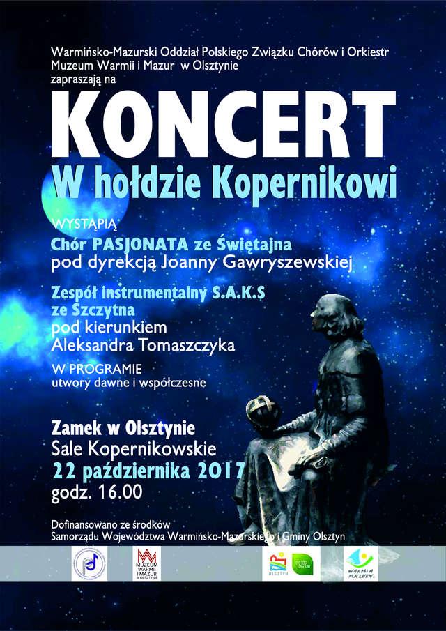 """Koncert W hołdzie Kopernikowi"""" - full image"""