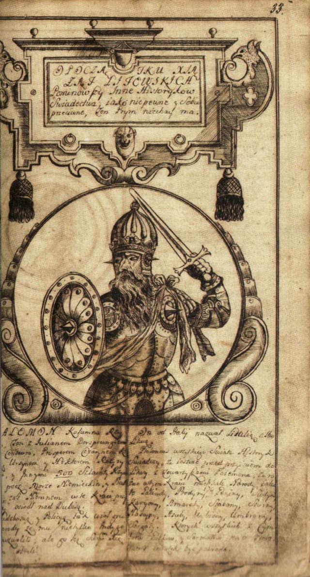"""Warsztaty bałtyjskie. Ryszard Sajkowski """"Rzymskie początki Litwy"""" - full image"""