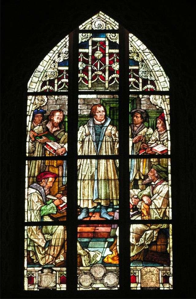 500 lat reformacji w Mrągowie - full image