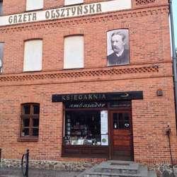 """Dom """"Gazety Olsztyńskiej"""" - księgarnia"""