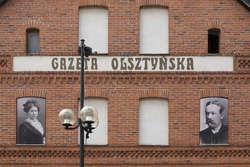 """Targ Rybny 1, Dom """"Gazety Olsztyńskiej"""""""