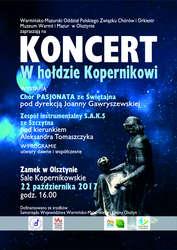 """Koncert W hołdzie Kopernikowi"""""""