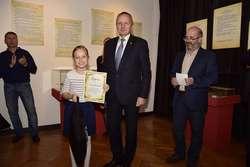 Maja Dąbkowska laureatka konkursu