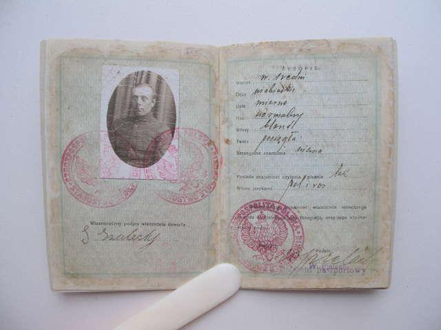 Dokumenty tożsamości - full image