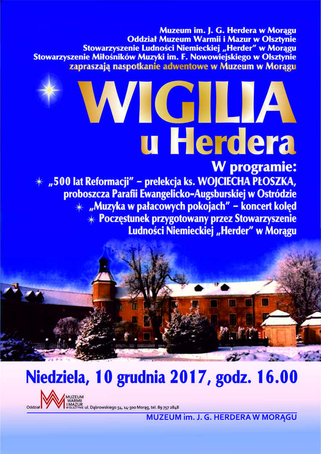 Wigilia u Herdera - full image