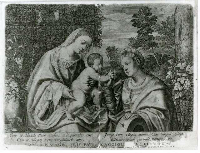 Imieniny św. Katarzyny, patronki lidzbarskiego zamku - full image