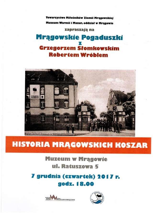 Mrągowskie pogaduszki - full image