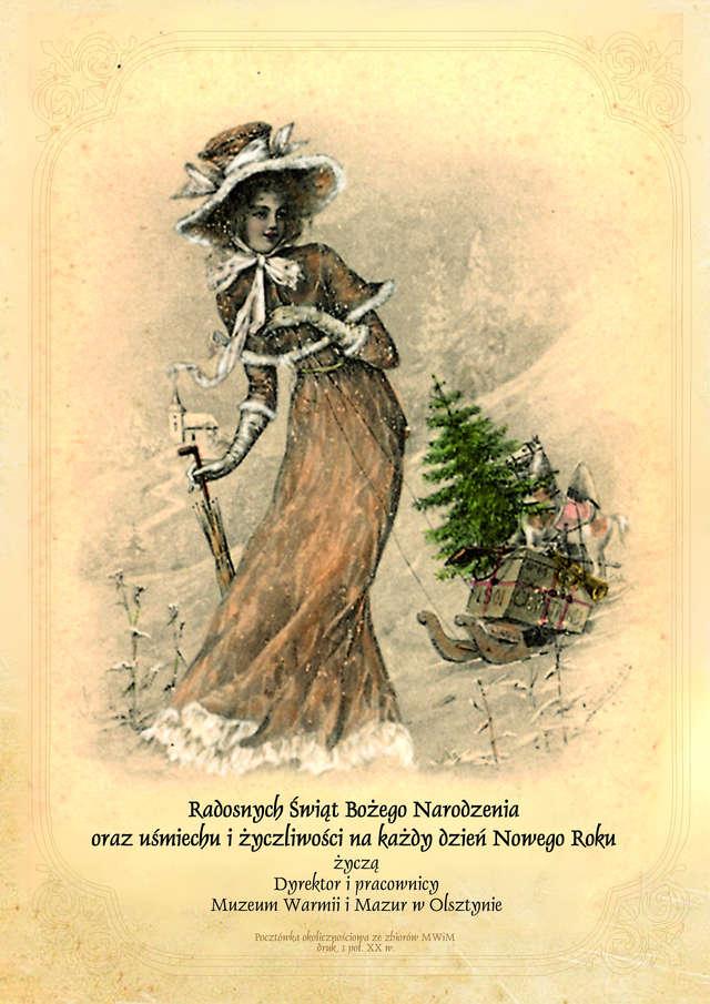 Życzenia Świąteczne - full image