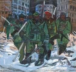 Mróz minus piętnaście i stan wojenny