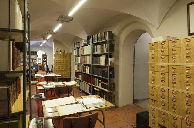Biblioteka Muzeum Warmii i Mazur - full image