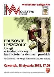 Warsztaty Bałtyjskie, dr Alicja Dobrosielska (UMK Toruń)