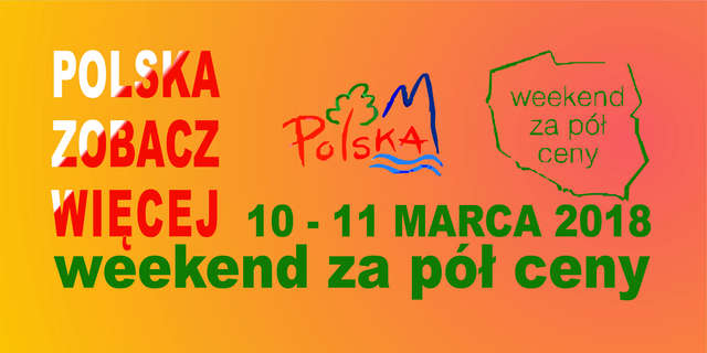 Weekend za pół ceny 03-2018 - full image