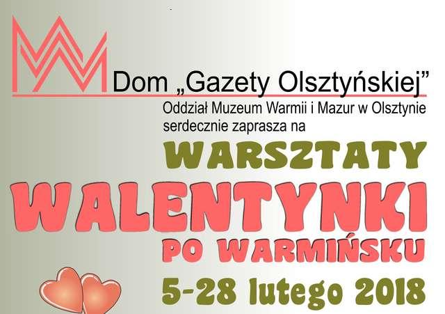 Walentynki po warmińsku - full image