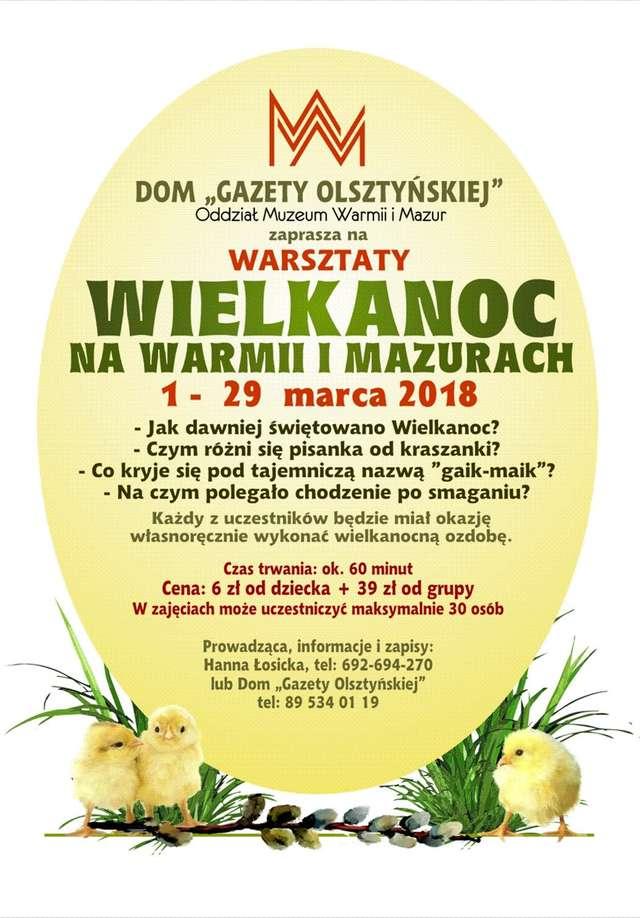 Wielkanoc Dom Gazety  - full image