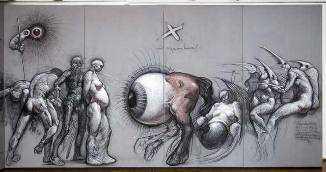 Dwie nowe wystawy w Galerii Zamek - full image