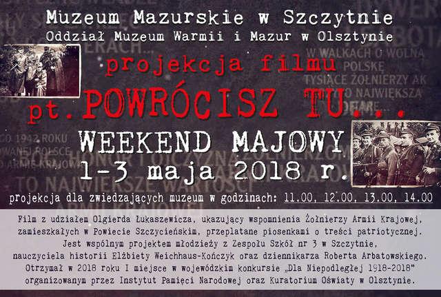 Majówka w Muzeum Mazurskim w Szczytnie - full image