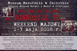 Majówka w Muzeum Mazurskim w Szczytnie