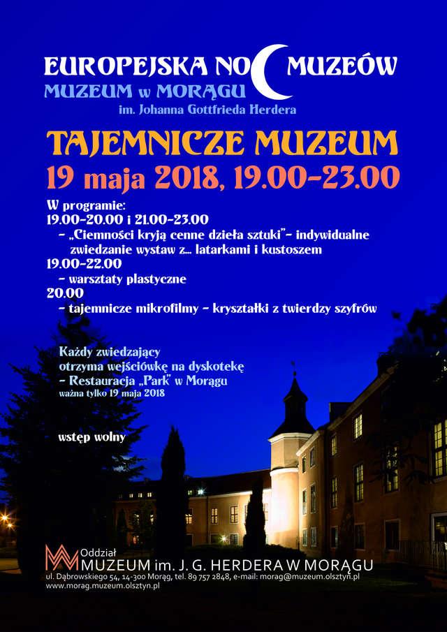 Europejska Noc Muzeów - full image
