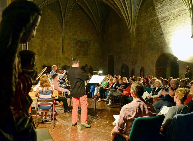 Festiwal Varmia Musica 2018, środa 1 sierpnia - full image