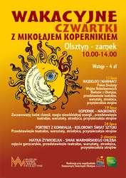 Wakacyjne Czwartki z Mikołajem Kopernikiem, 26 lipca