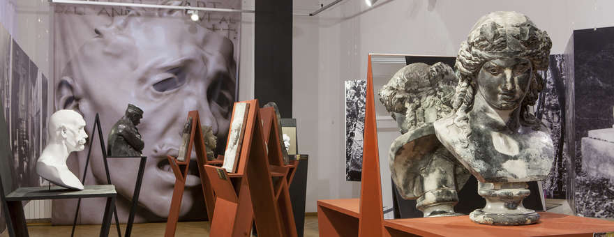Wystawa rzeźb Adolfo Wildta