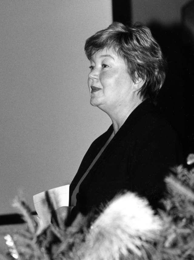 Zofia Januszkiewicz (1947−2018)  - full image