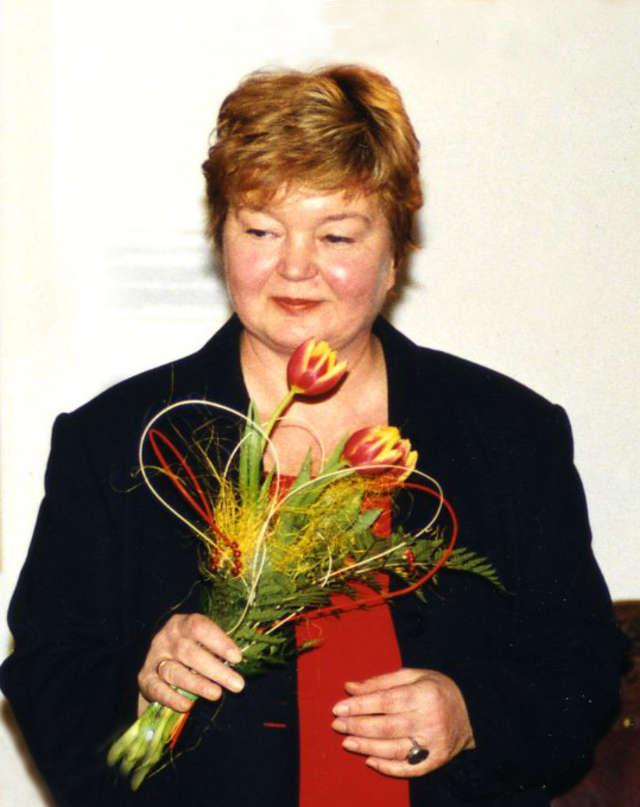 Odeszła Zofia Januszkiewicz - full image