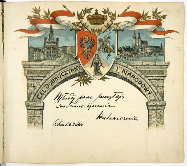 Wokół święta niepodległości. Niedziela w Muzeum - full image