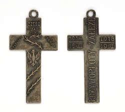 Krzyżyk upamiętniający bitwę pod Krzywopłotami